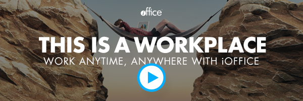 This is a Workplace. Work Anytime, Anywhere With iOFFICE