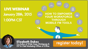 Webinar: How to Empower Your employees through mobile facilities management tools