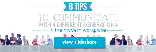 8 Tips to Communicate with 4 Different Generations