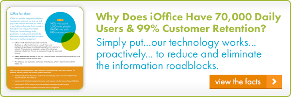 Download the iOffice Fact Brochure