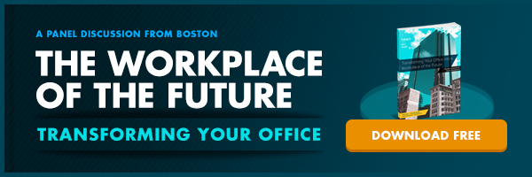 Transforming Your Office: Panel Discussion on The Workplace of the Future