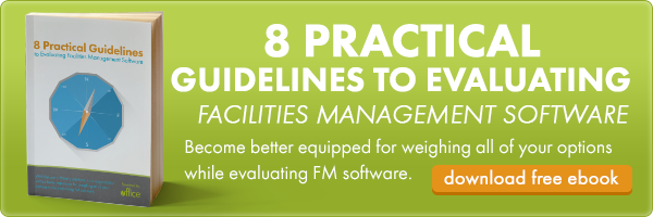 Download eBook - 8 Practical Guidelines to Evaluation Facilities Management Software
