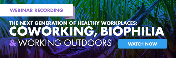 Coworking Biophilia and Working Outdoors
