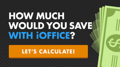How Much Would You Save with iOFFICE - See Now