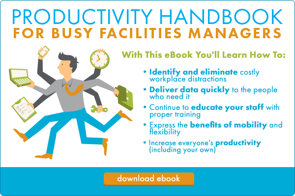 Productivity Handbook for Busy Facilities Managers