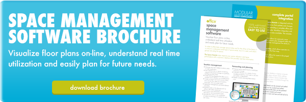 Download iOffice's space management software brochure