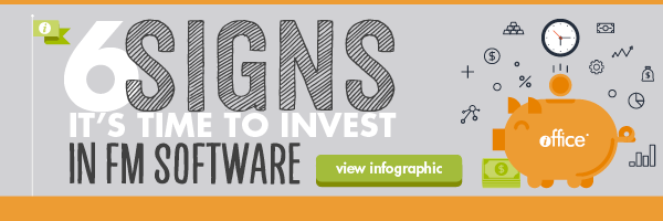 6 signs that it's time to invest in facilities management software