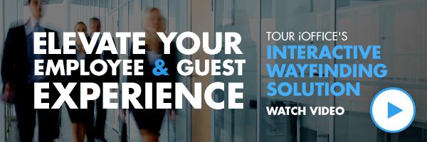 Tour iOFFICE's Interactive Wayfinding Solution