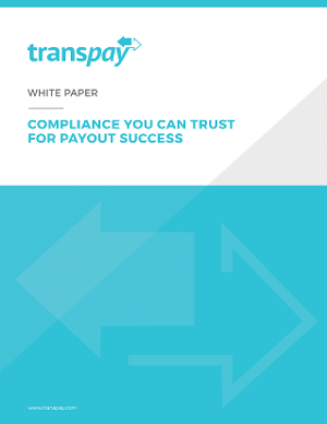 Compliance You Can Trust