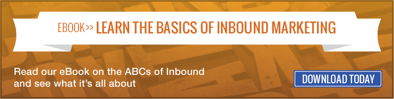 The ABC's of Inbound