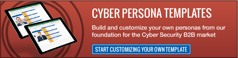 cyber security persona templates