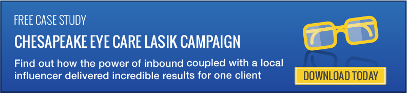 LASIK Medical Inbound Marketing Case Study