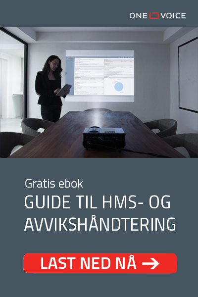 Guide til HMS- og avvikshåndtering