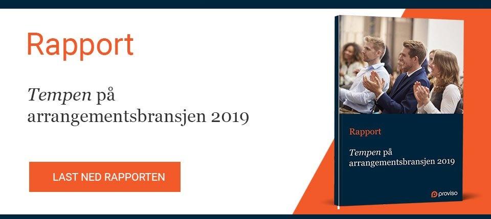 rapport arrangementsbransjen 2019