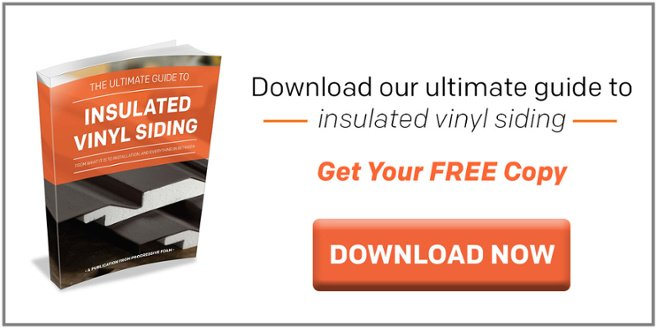 Guide to Selling Insulated Vinyl Siding