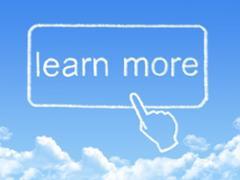 Learn More   Cloud Development