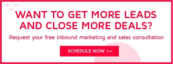 Request your free inbound marketing and sales consultation