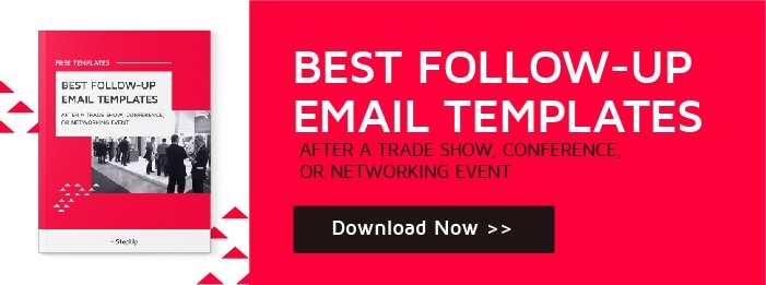 Best Follow-up Email Templates After a Trade Show