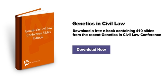Genetics in Civil Law Conference Free E-Book
