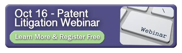 patent litigation webinar