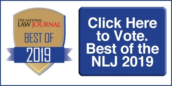 Click here to vote in the Best of the National Law Journal 2019