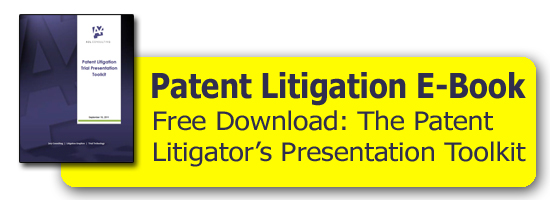 patent litigation ebook