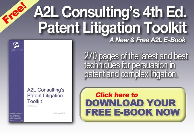 free patent litigation toolkit 4th edition from a2l consulting - top litigation consulants