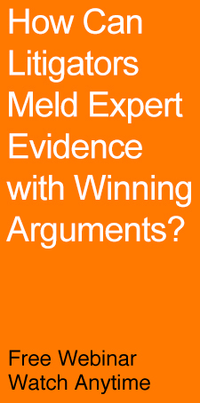 expert witness teach science complex subject courtroom webinar