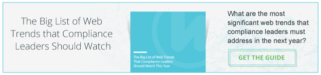 The Big List of Web Trends That Compliance Leaders Should Watch This Year