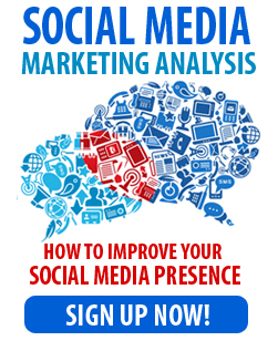 FREE Social Media Marketing Analysis