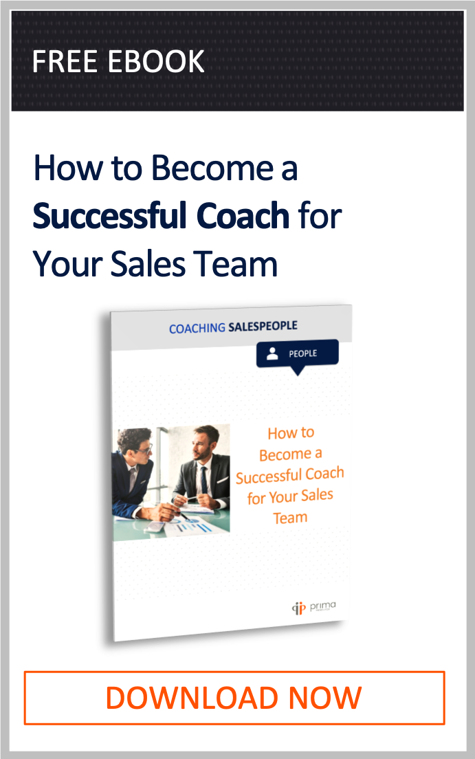 How to Become a Successful Coach for Your Sales Team