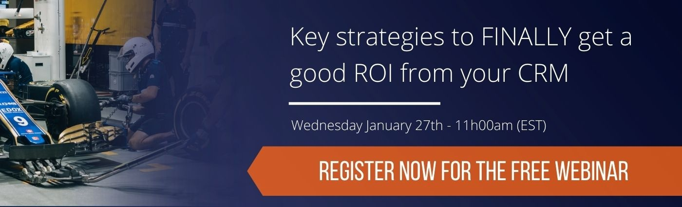 CTA Key strategies to get a good ROI from your CRM