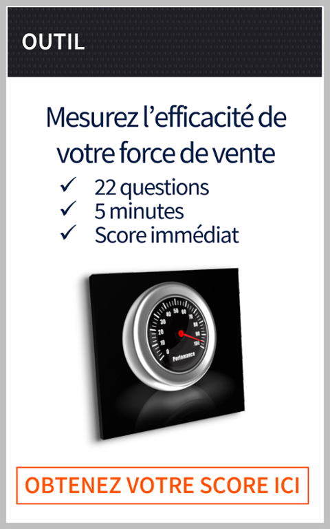 calculateur efficacité force de vente | Performance | calculateur gratuit