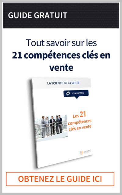Guide sur 21 compétences clés en vente prédictives du succès des vendeurs. Tout savoir sur ces compétences
