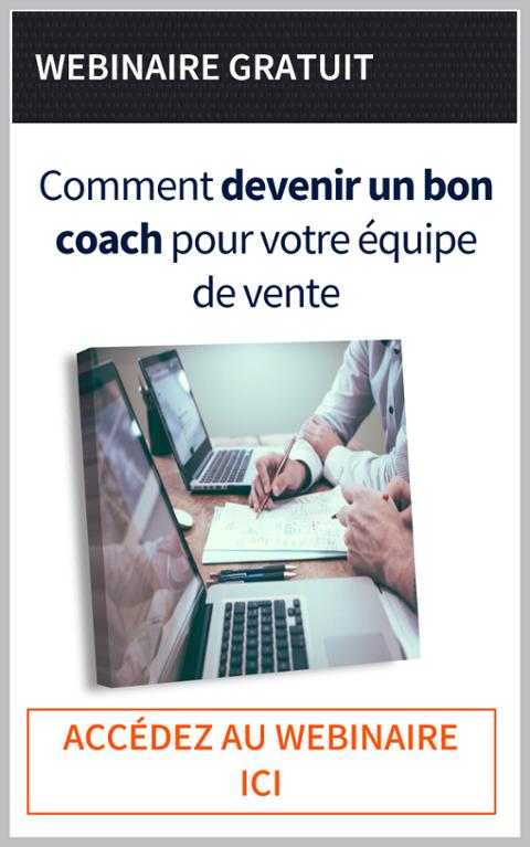 Comment devenir un bon coach pour votre équipe de vente