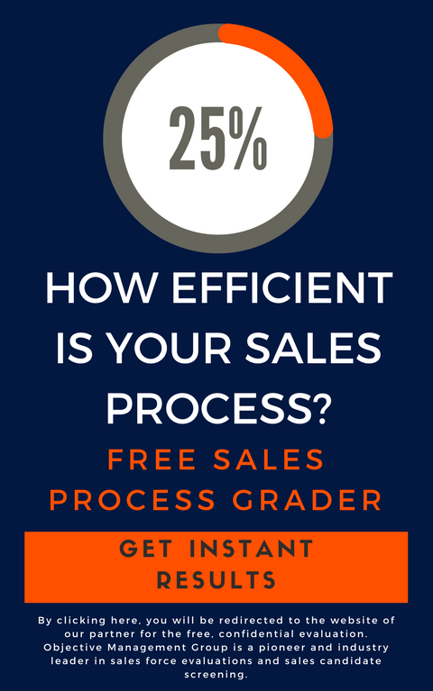 How Efficient is Your Sales Process? Get Your Instant, Free Evaluation
