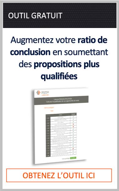 Outil Gratuit Qualification Opportunités Prima Ressource