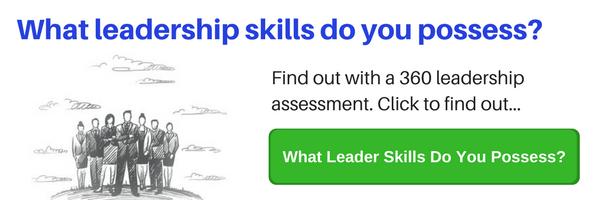 what leadership skills do you possess