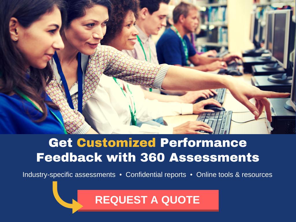 custom 360 assessment pricing