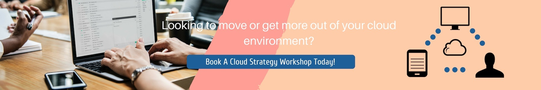 One-on-one Cloud Strategy Workshop