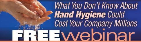 Cost of Hand Hygiene Webinar