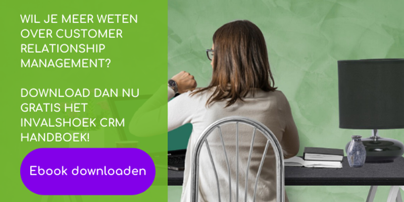 Download nu het Invalshoek CRM Handboek