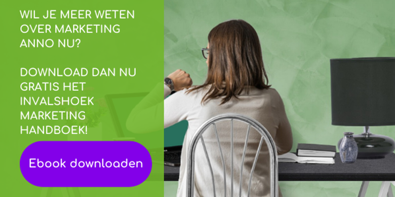 Download nu het Invalshoek Marketing Handboek