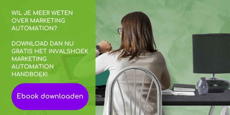Download nu het Invalshoek Marketing Automation Handboek