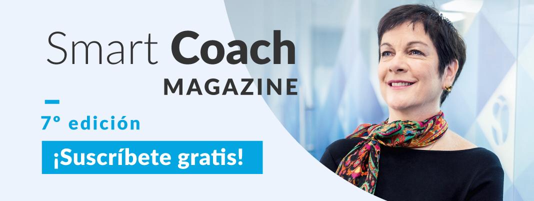 7ma edición de la revista de coaching Smart Coach Magazine