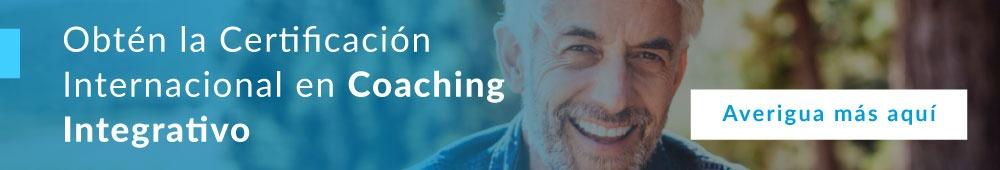 certificación en coaching integrativo