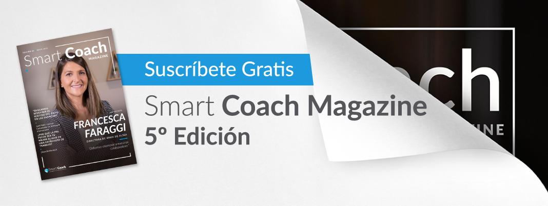 ¡Suscríbete a Smart Coach Magazine!