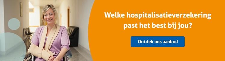 In welke situaties kun je rekenen op je hospitalisatieverzekering?