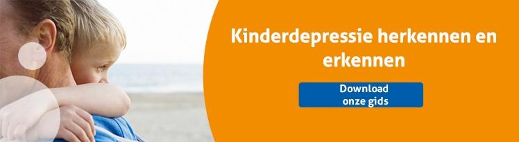 Kinderdepressie herkennen en erkennen