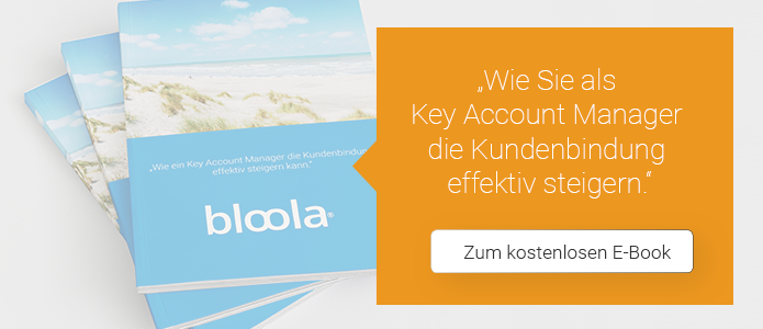 E-Book Key Account Manager Kundenbindung